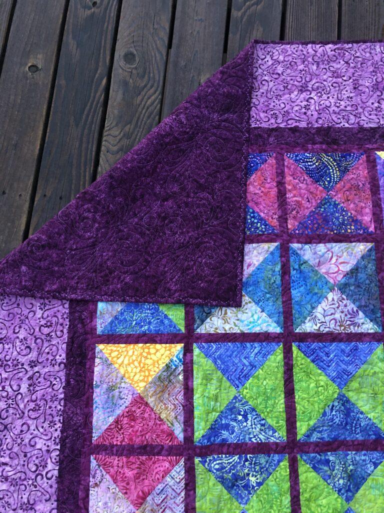 What Does Batik Material Look Like