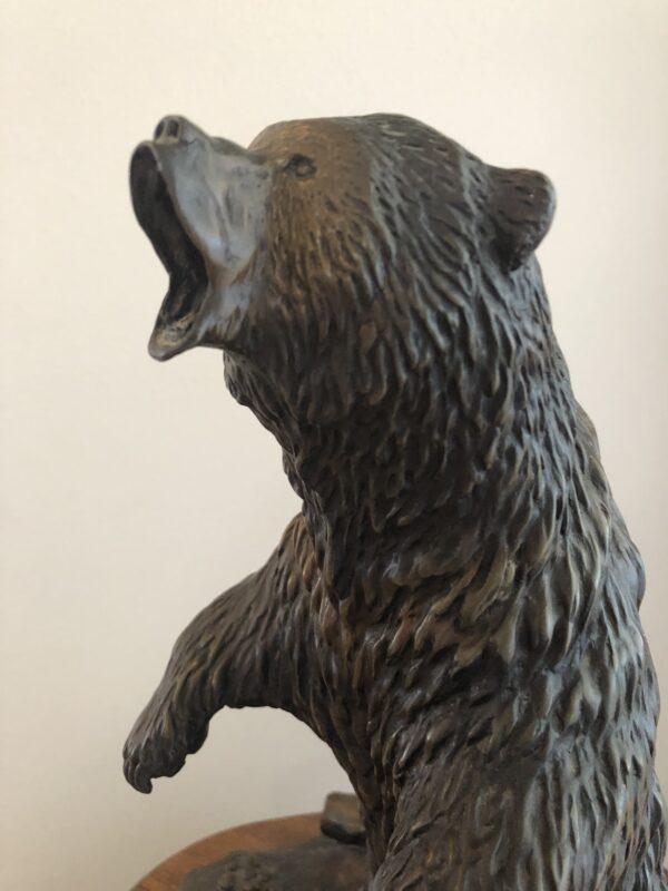 "Bronze Sculpture for Sale Fall Feast 16""H X 15""W"