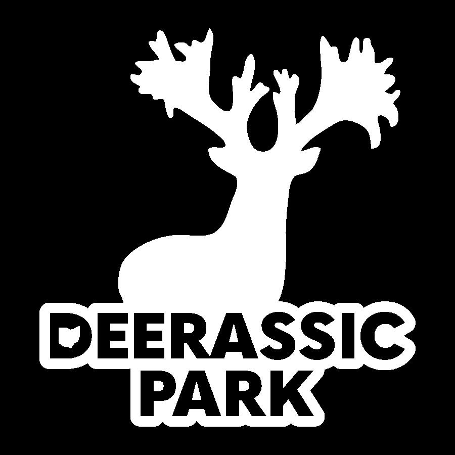 deerassic park logo