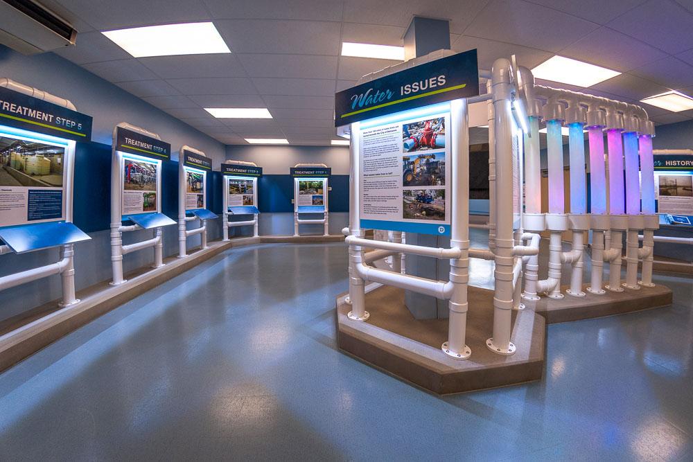 City of Delaware, Ohio Water Treatment Plant Education Center