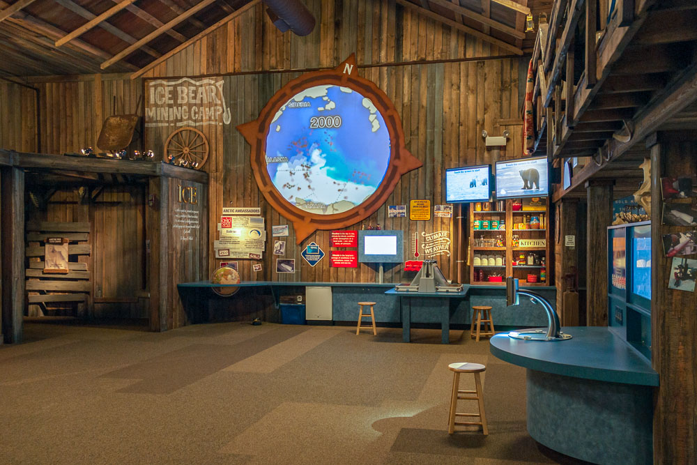 Display Dynamics - Columbus Zoo Polar Frontier