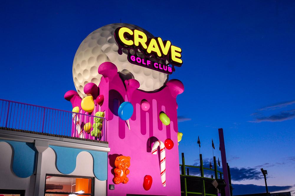 crave at night