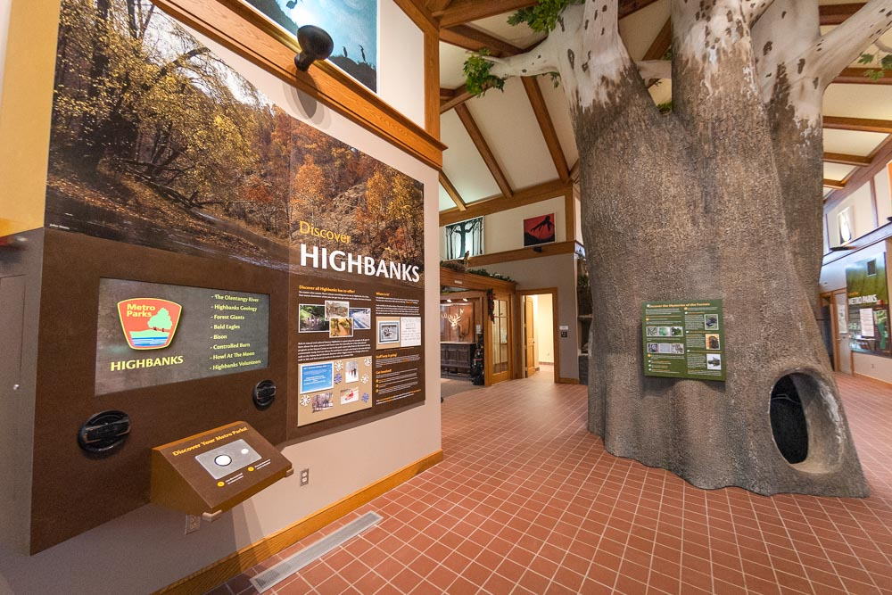 highbanks nature center