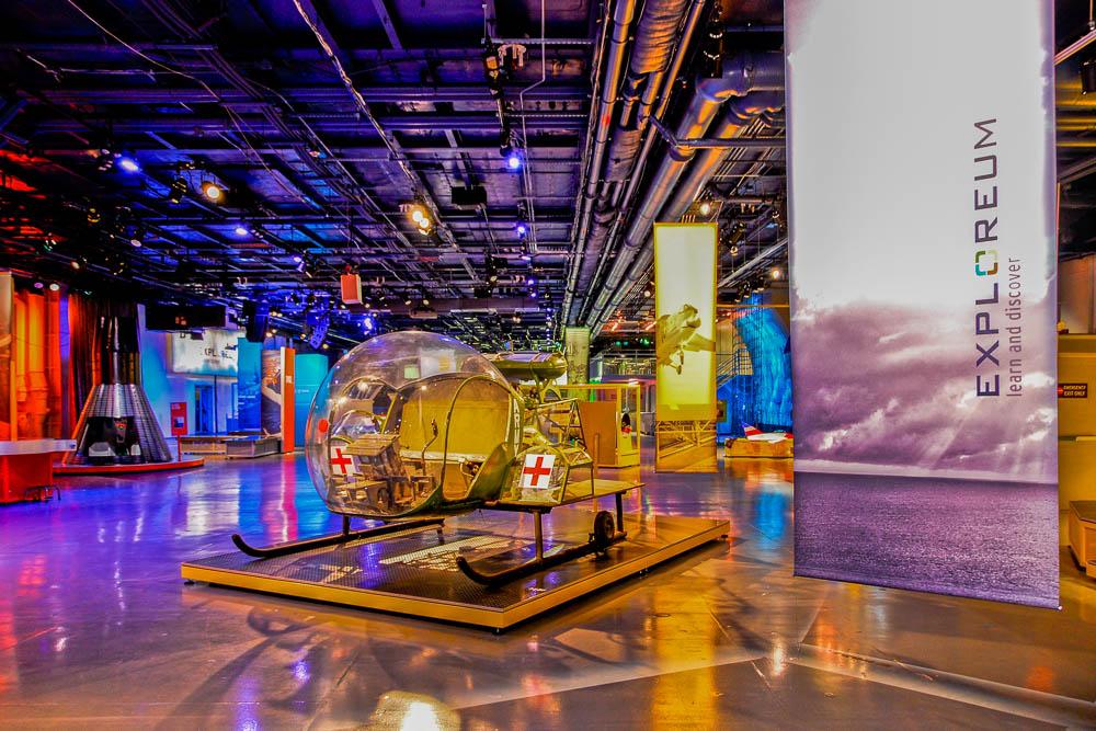 Display Dynamics - Intrepid Sea, Air and Space Museum