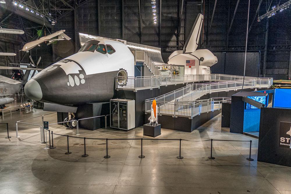 Display Dynamics - US Air Force Museum
