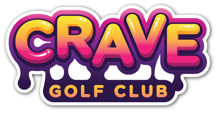 Crave Golf Club Logo