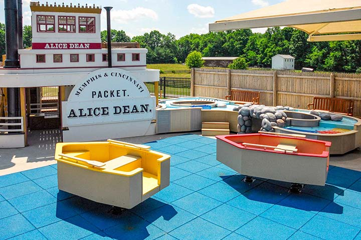 Alice Dean Boat