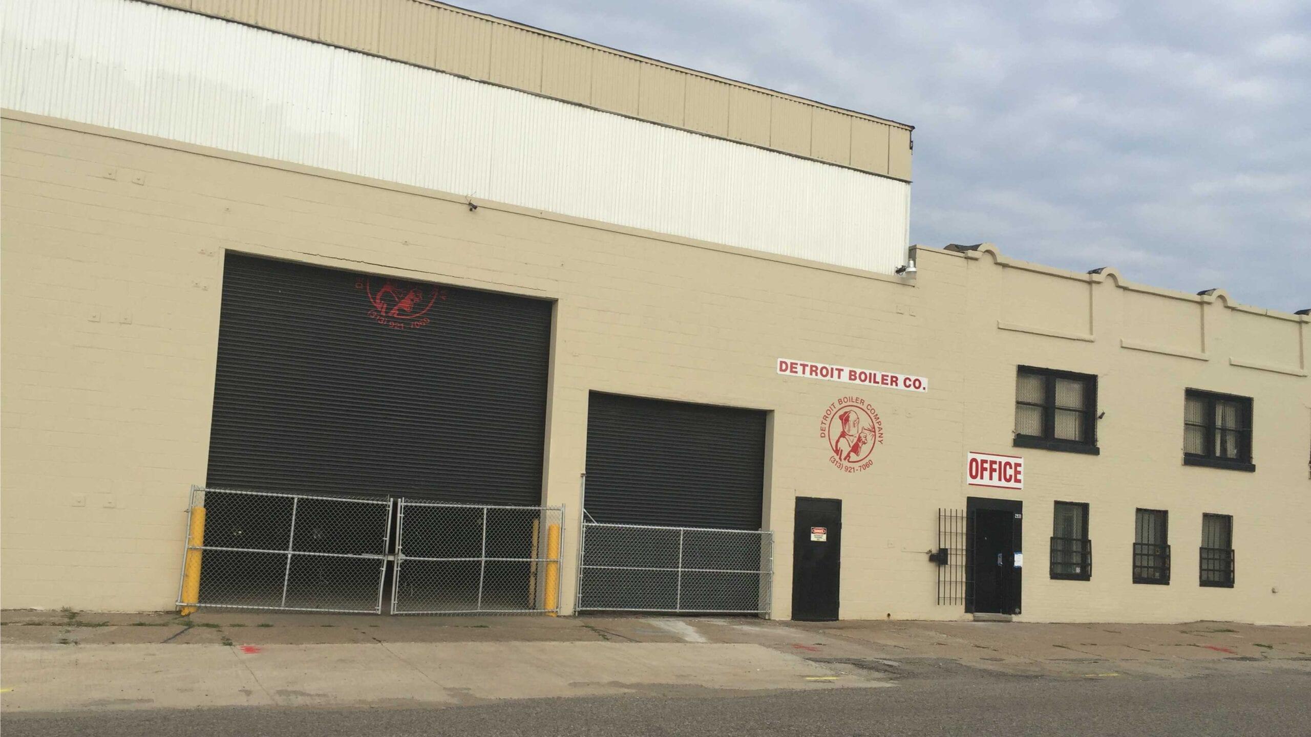 Detroit Boiler Company