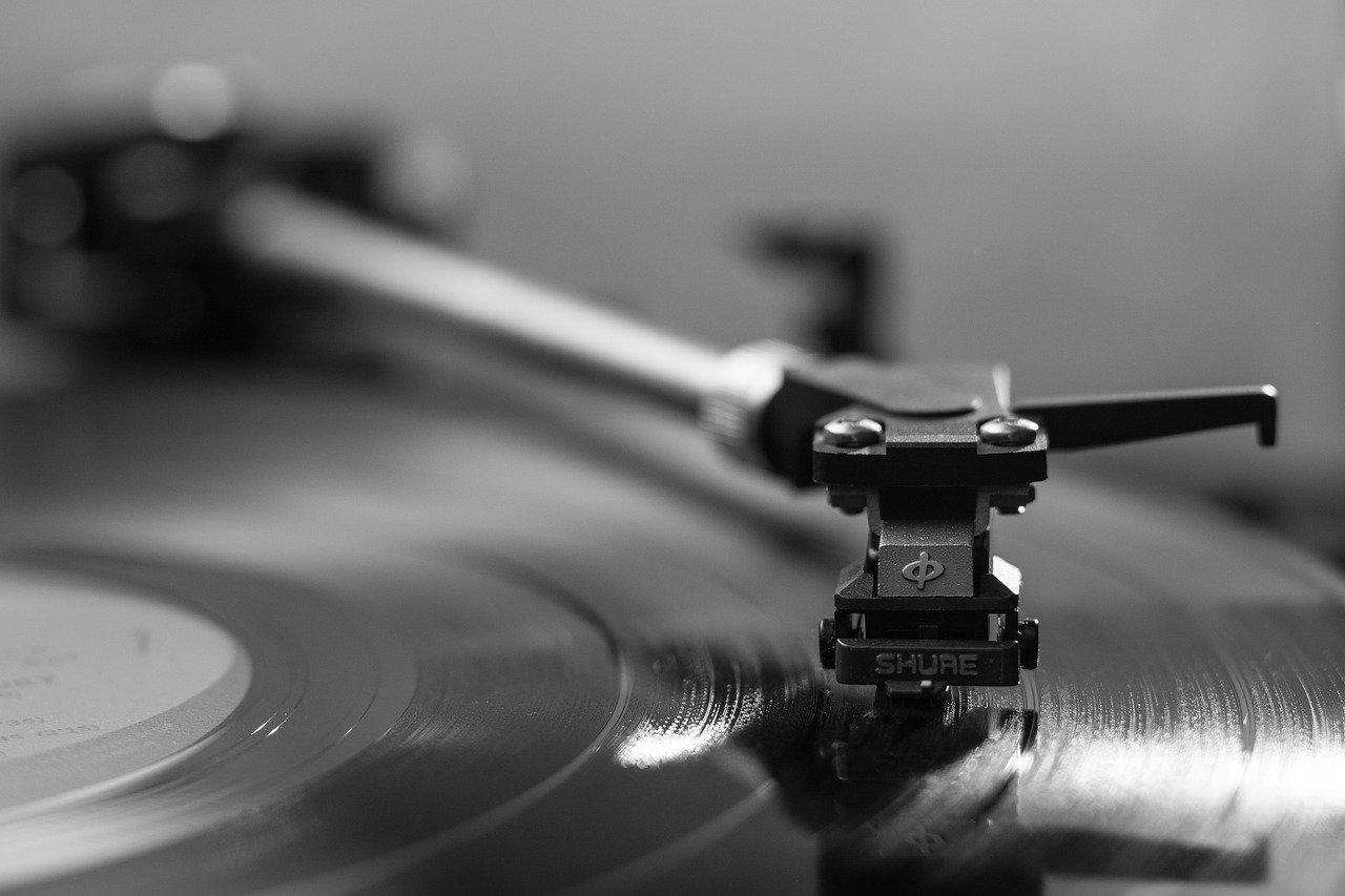 record player, vinyl, phonograph record