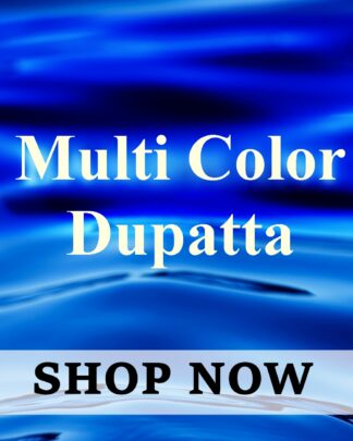 Multi Color Dupatta