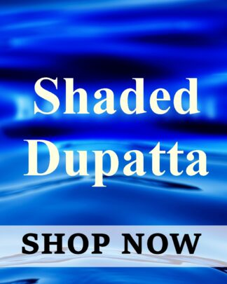 Shaded Dupatta