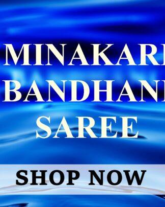 Minakari Banarasi Sarees