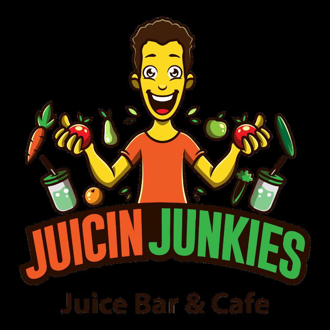 juicin junkies new logo