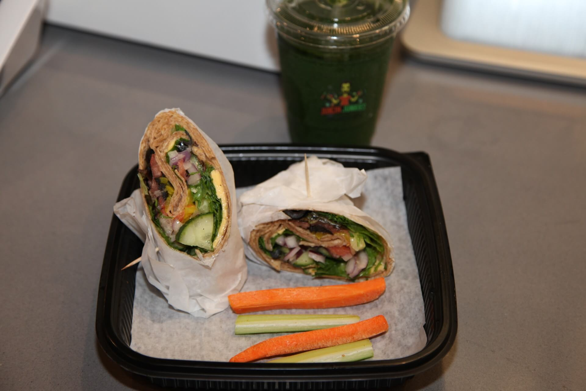 Veggie Wrap (1)