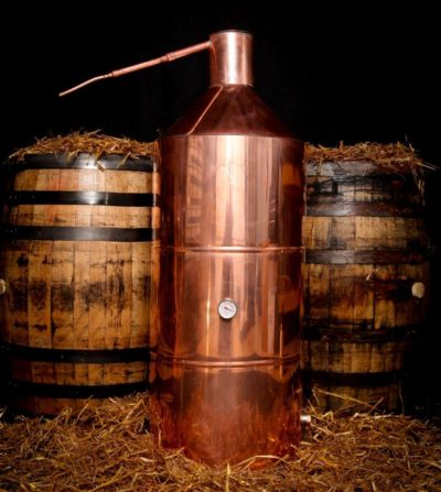 moonshine still, whiskey still