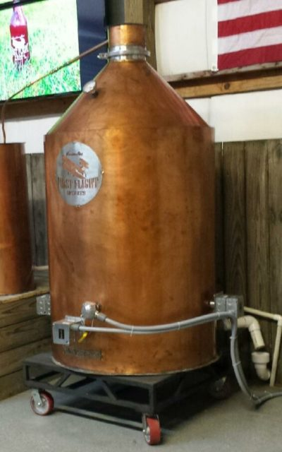 "The Knucklehead"" Our 120 Gallon Micro Distillery, $200 flat rate shipping"