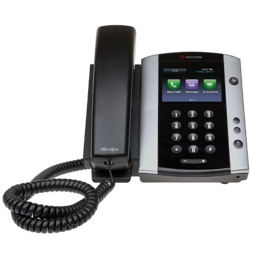 polycom_vvx500 - Telepeer- VoIP