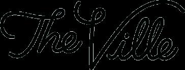 The Ville logo bw