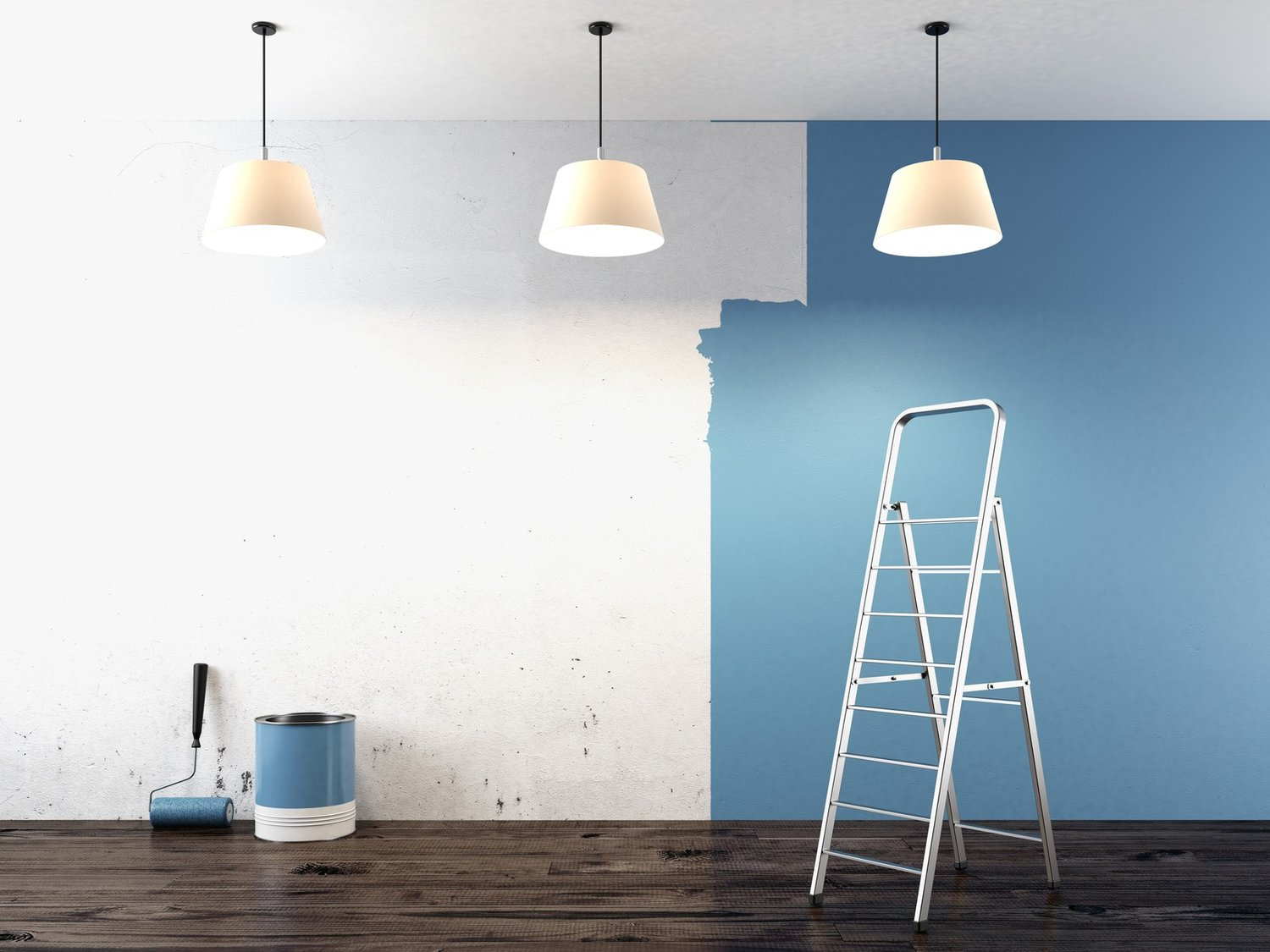 How a Fresh Coat of Paint Can Change a Room