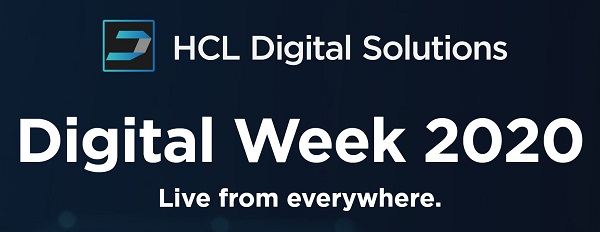 Digital Week 2020 Nov 9 – 13