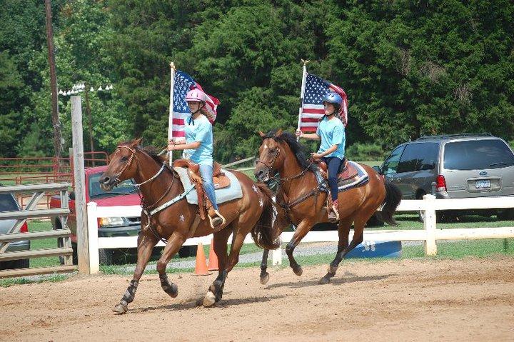 Horse Show & Drill Team