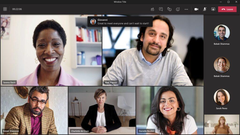 Microsoft Teams Meeting