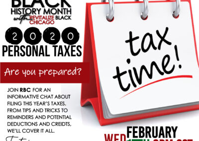 Let's Talk Personal Taxes