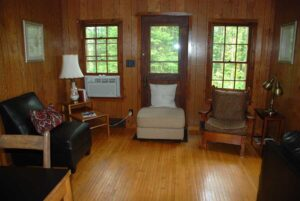 The Big Cabin at Holiday Pines Resort in Port Wing, Wisconsin