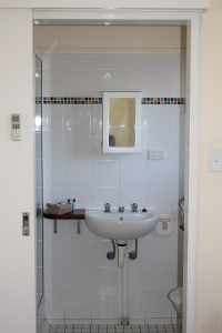 Self Contained bath room