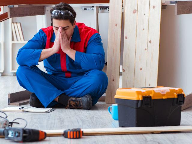 Carpenter not well