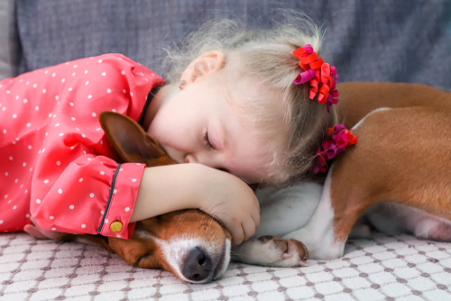girl asleep by Klymenok Olena shutterstock_1007092186