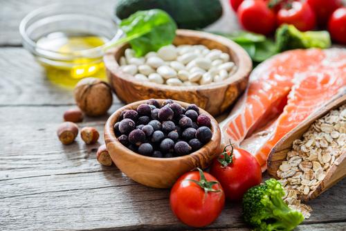 healthy food by Oleksandra Naumenko shutterstock_376923973