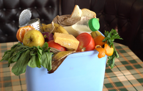 food wastage by Fevziie shutterstock_1497098054