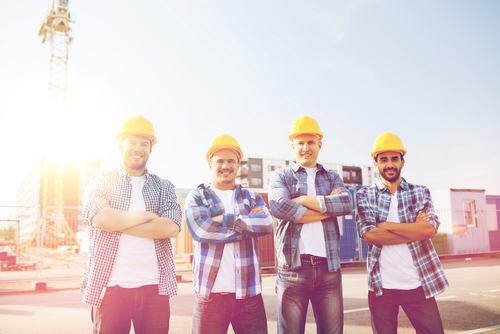 happy employees by Syda Productions shutterstock_531998098