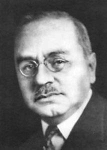 Photo of Alfred Adler