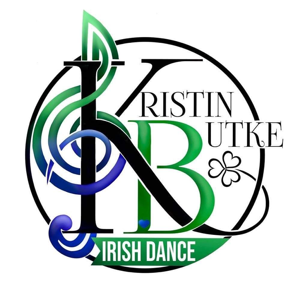 Kristin Butke Irish Dance Logo