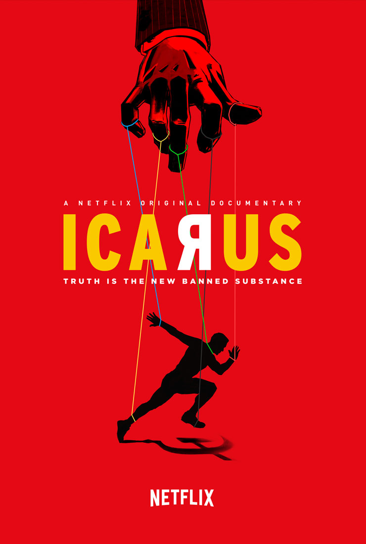 ICARUS Official Poster