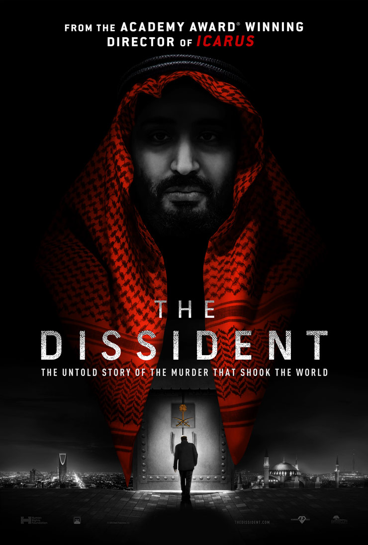 THE-DISSIDENT_poster