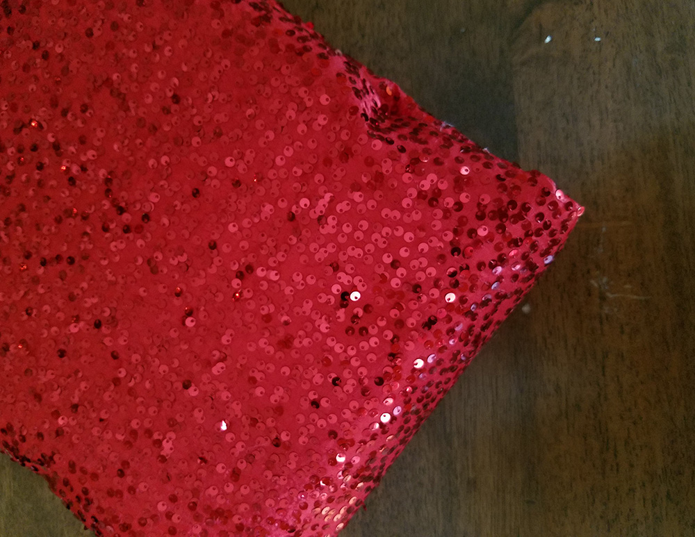 Red Sequins