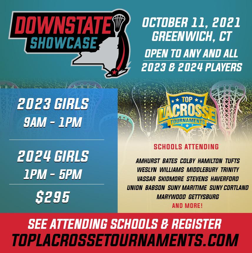 Downstate Showcase 2021