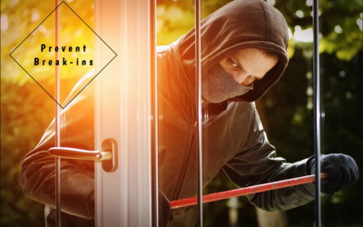 TIPS FOR STOPPING BURGLARS