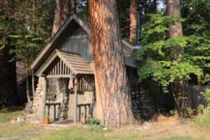 Edison Avenue cabin