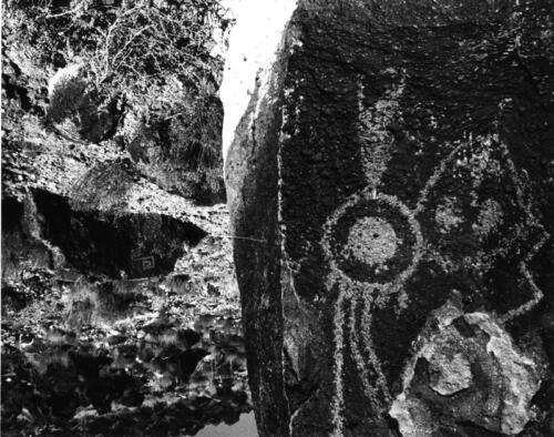 Petroglyphs, 1980s-006