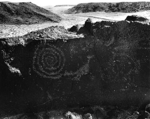 Petroglyphs, 1980s-004