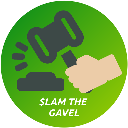 Slam The Gavel
