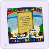 picture frame with Niagara Falls design
