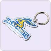 key chain with chain design