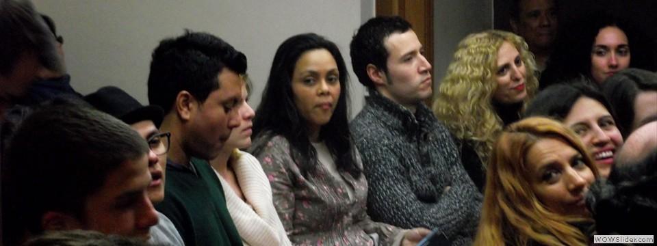 2014 Leadership Seminar in Valencia, Spain