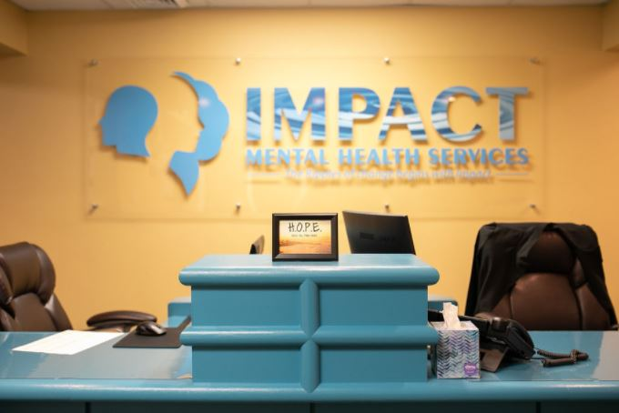 impact mental health services
