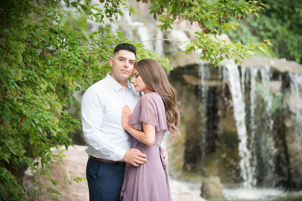 Kathryn & Marvin's ABQ BioPark Engagement Session